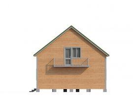 Проект дома №494