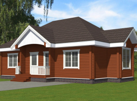 Проект дома №336