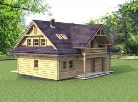 Проект дома №495