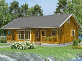 Проект дома №497