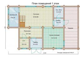 Проект дома №501