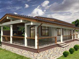 Проект дома №338