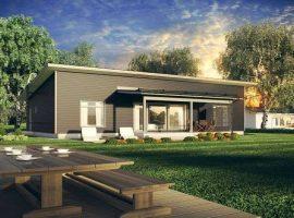 Проект дома №341