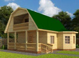 Проект дома №468