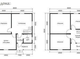 Проект дома №471