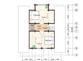 Проект дома №472