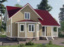 Проект дома №480