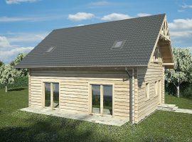 Проект дома №482