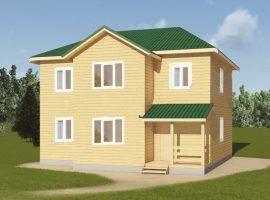 Проект дома №222