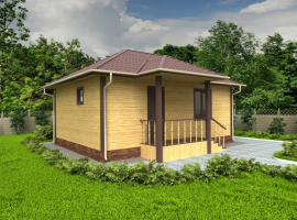 Проект дома №63