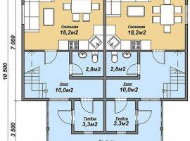 Проект дома №234