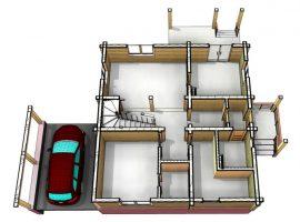 Проект дома №512