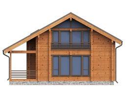 Проект дома №513