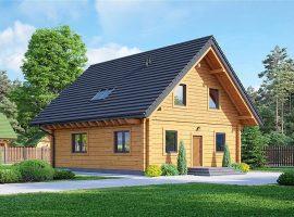 Проект дома №515