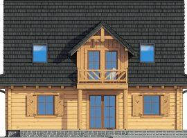 Проект дома №516