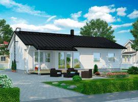 Проект дома №348