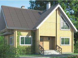 Проект дома №525