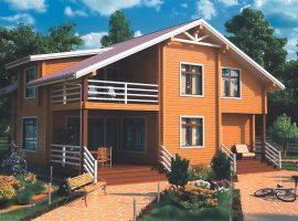 Проект дома №526
