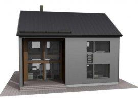 Проект дома №528