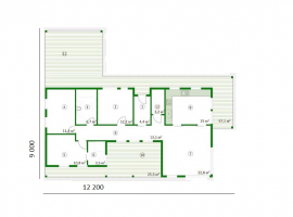 Проект дома №350
