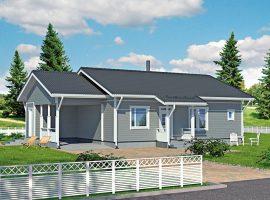Проект дома №353