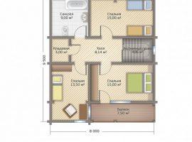 Проект дома №503