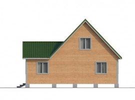 Проект дома №504