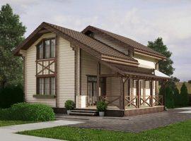 Проект дома №507