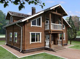 Проект дома №508