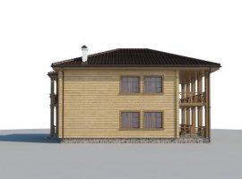 Проект дома №509