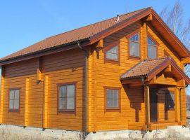 Проект дома №510