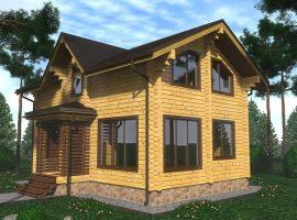 Проект дома №72
