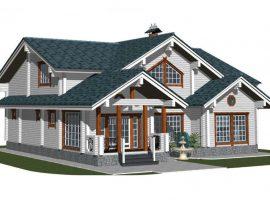Проект дома №295