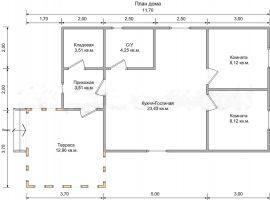 Проект дома №81