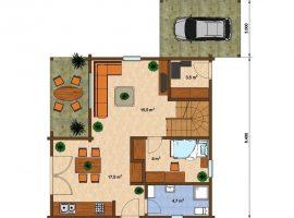 Проект дома №177