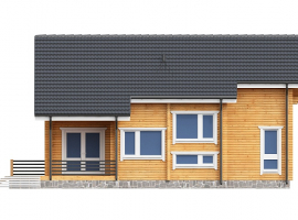 Проект дома №382