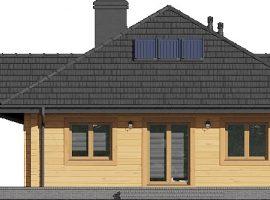 Проект дома №386