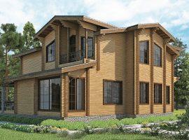 Проект дома №390