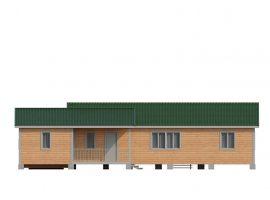 Проект дома №377