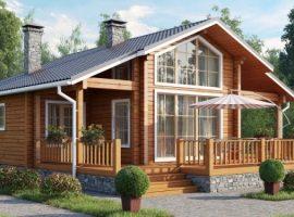 Проект дома №219