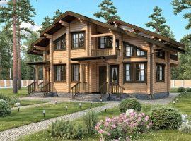 Проект дома №228