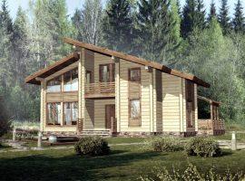 Проект дома №237
