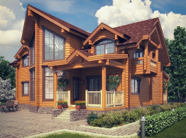 Проект дома №285