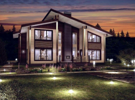 Проект дома №296