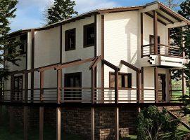 Проект дома №199