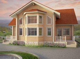 Проект дома №243