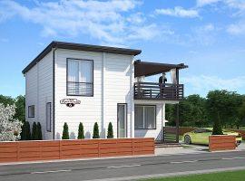Проект дома №250
