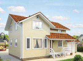Проект дома №107