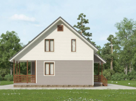 Проект дома №93