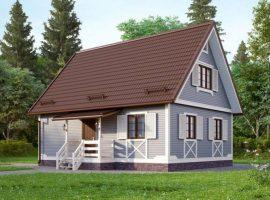 Проект дома №100